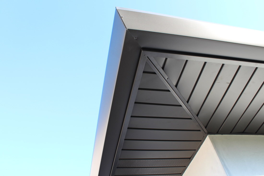 Fascia Wrapping ,Windows and Door Cladding and Metal Soffit