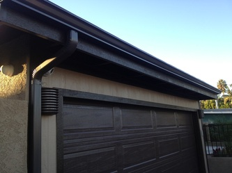 Square Downspouts Corrugated A Plus Gutter Systems 323