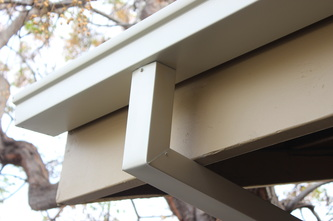 Square Box Style Gutters A Plus Gutter Systems 323 405